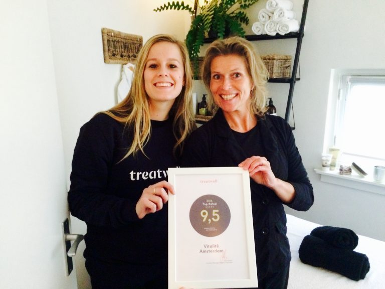 Treatwell Top Rated 2016
