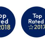 Top Rated 2016, 2017, 2018 & Salon van het jaar 2018